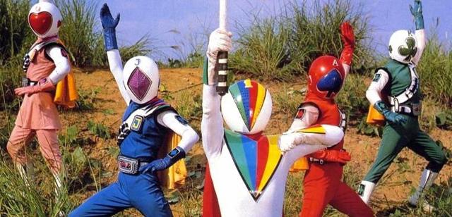 Super Sentai Over the ...