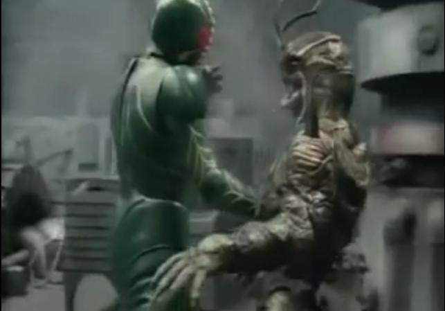 Kamen Rider ZO VS Doras